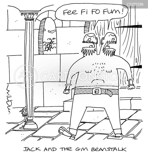 modified cartoon