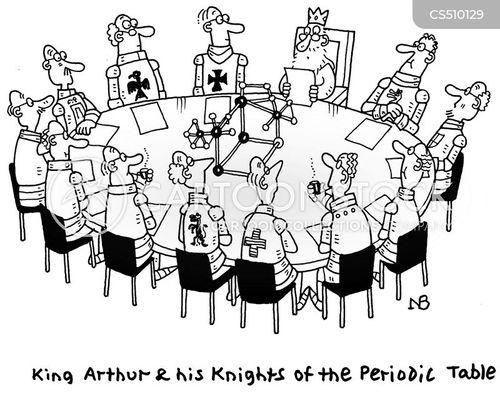 arthurian legend cartoon
