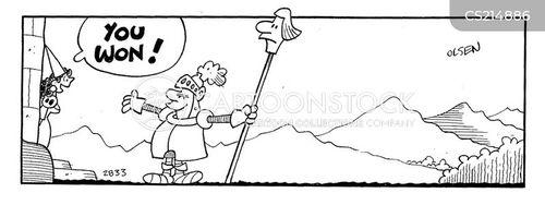 victors cartoon