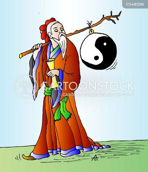 lao-tze cartoon
