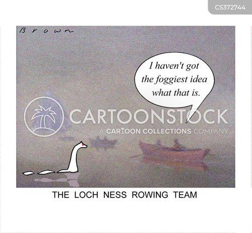 fog cartoon
