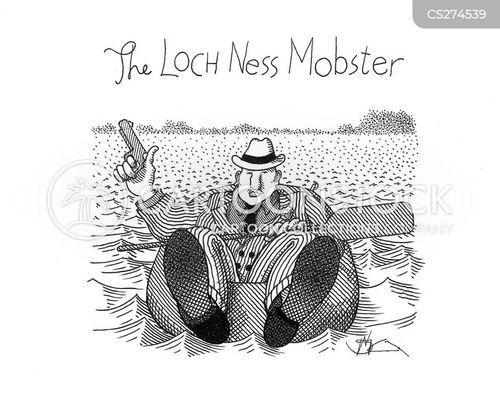 loch ness cartoon