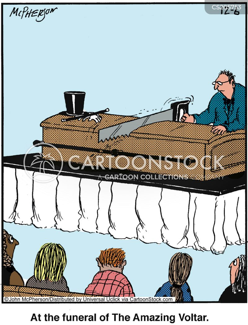 final request cartoon