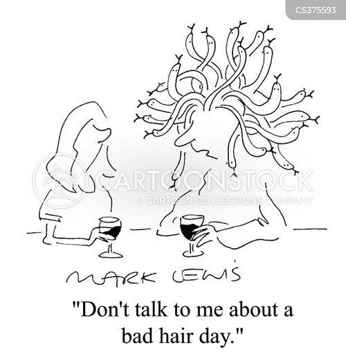 medusas cartoon