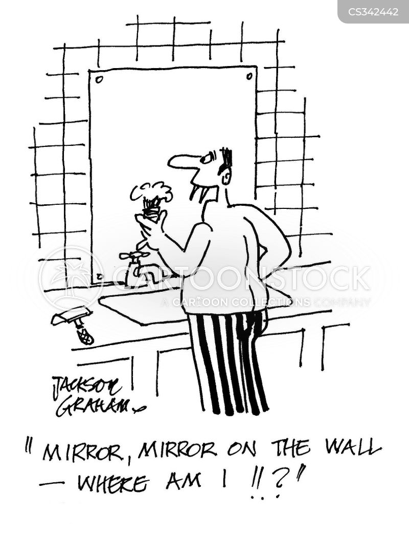 mirror mirror cartoon