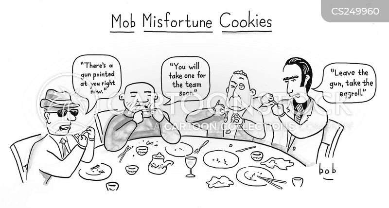 misfortunes cartoon