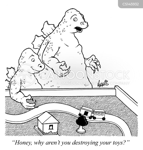 plaything cartoon