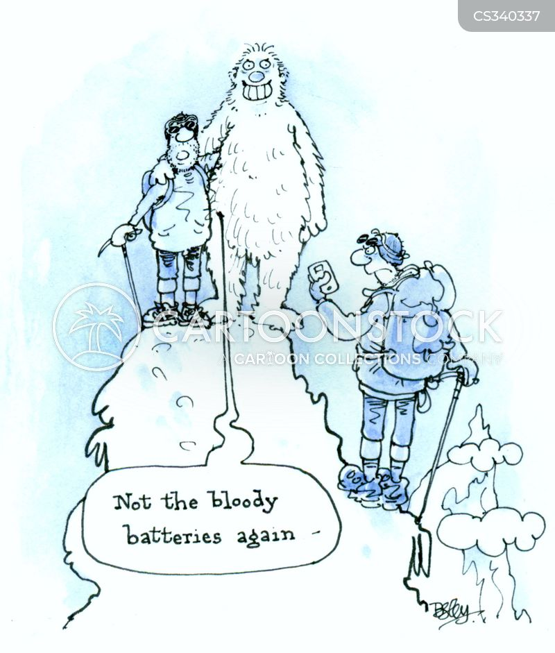 Mountaineer Cartoons And Comics Funny Pictures From