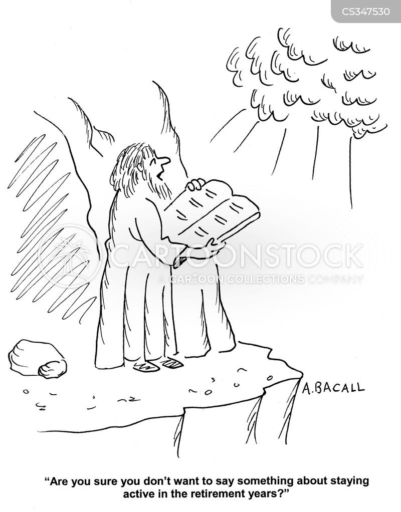 jewish torah cartoon