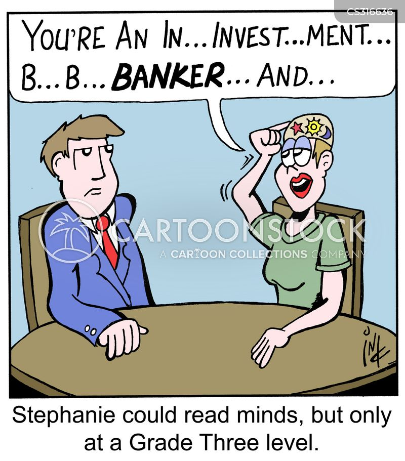 mind readers cartoon