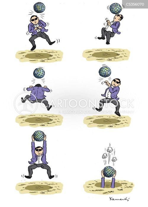 park jae-sang cartoon