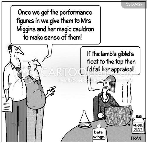 soothsayers cartoon