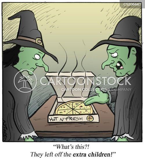 coven cartoon