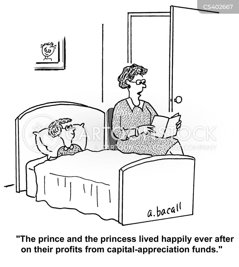 happy ever after cartoon