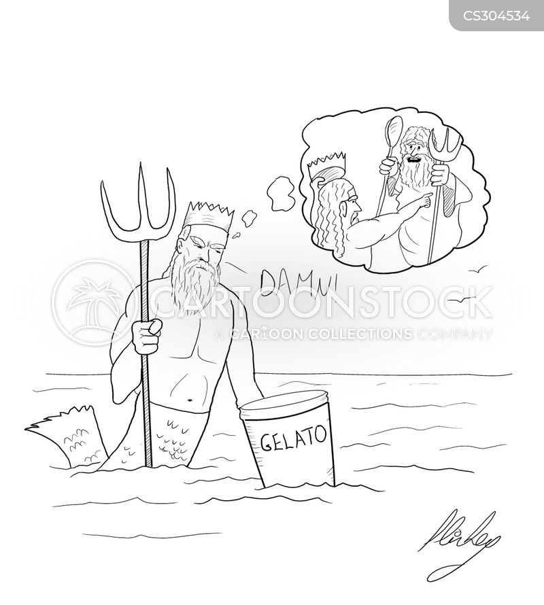 apollo cartoon