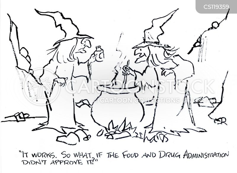 sorcery cartoon