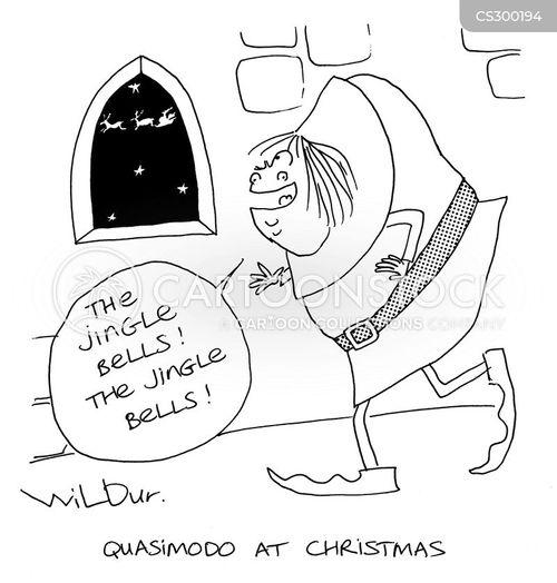 jingle bells cartoon