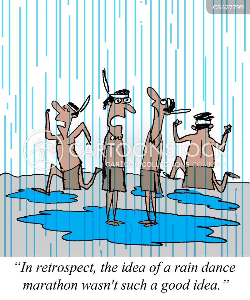 rain cloud cartoon