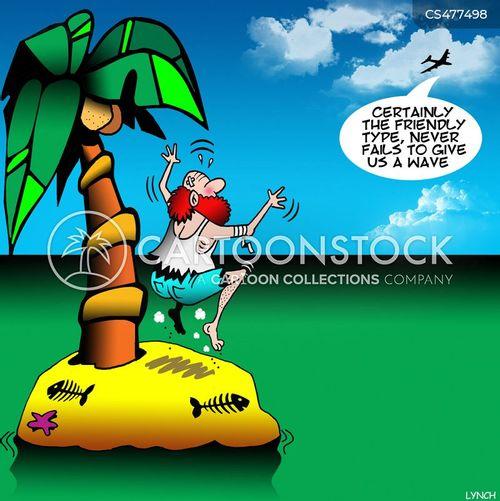 rescue parties cartoon