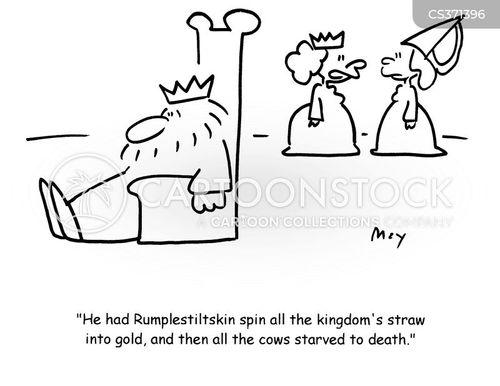 mm grimm cartoon