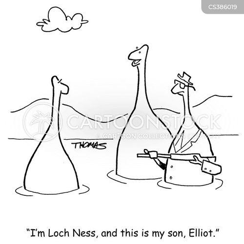 lochs cartoon