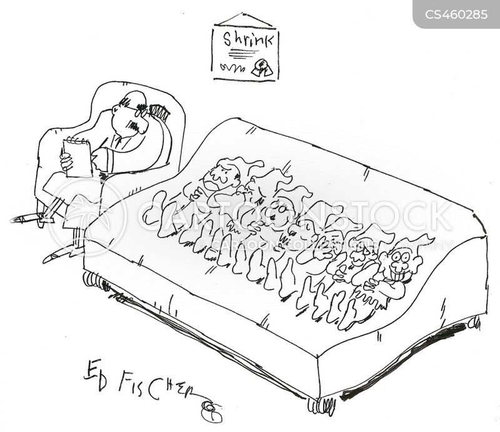 seven dwarfs cartoon