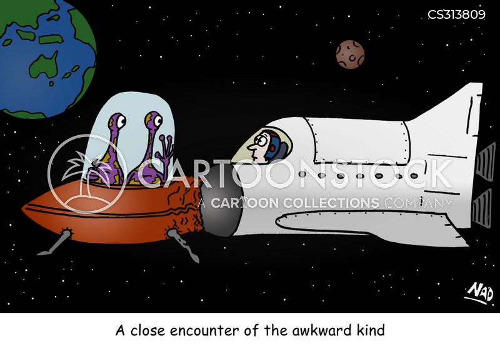 first encounters cartoon