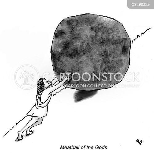 ancient myths cartoon