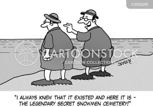 mythological place cartoon