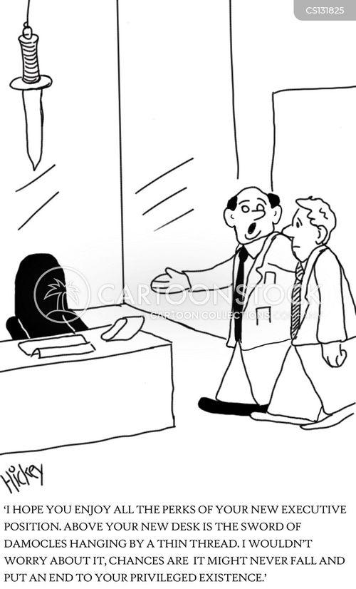 peril cartoon