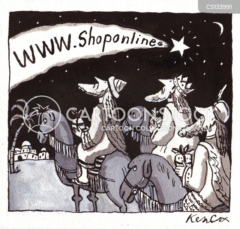 nativity plays cartoon