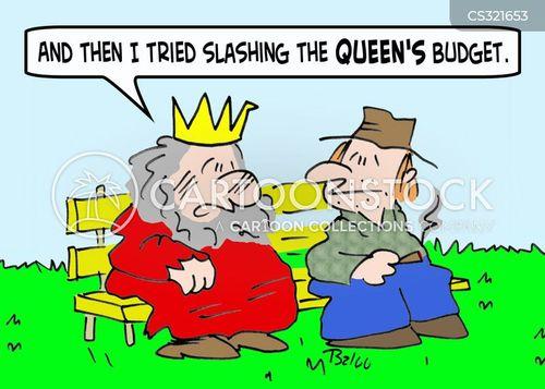 kingship cartoon