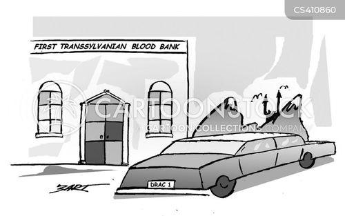 transylvania cartoon