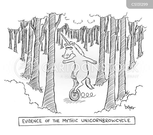 uniclycles cartoon