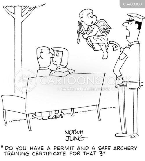 permits cartoon