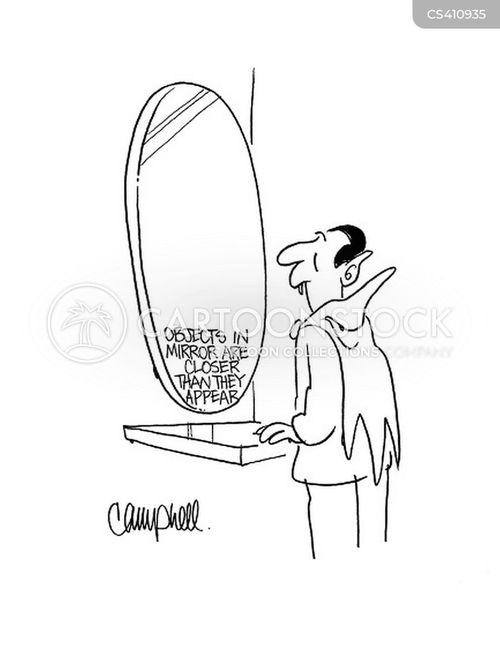 vampire story cartoon