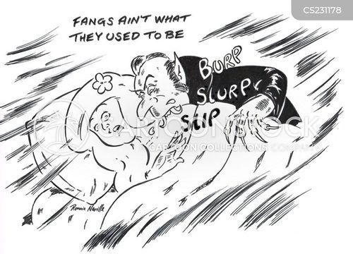 virgins cartoon