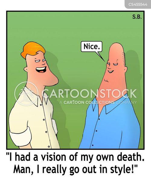foreseen cartoon