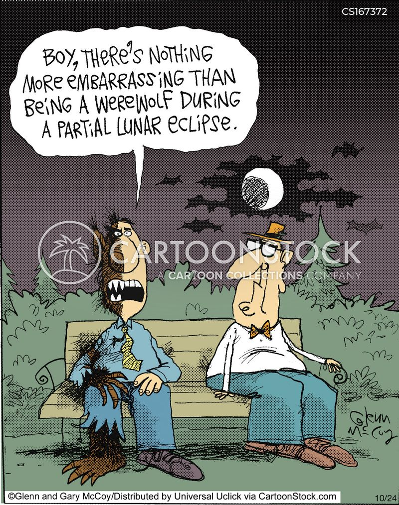 lunar cartoon