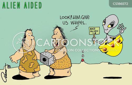 develop cartoon