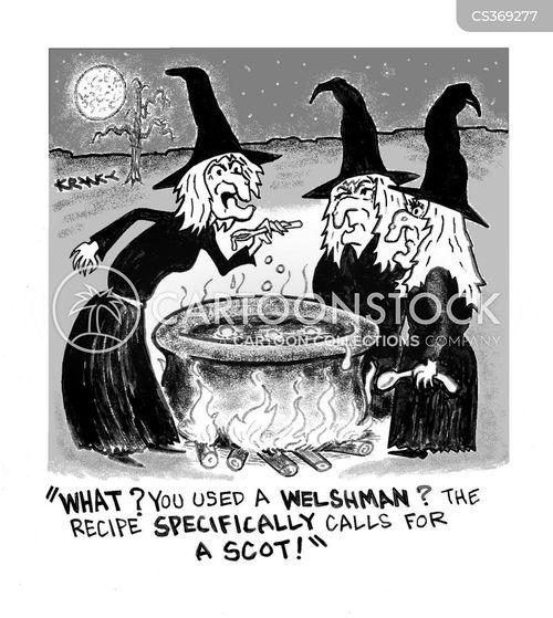 scotts cartoon