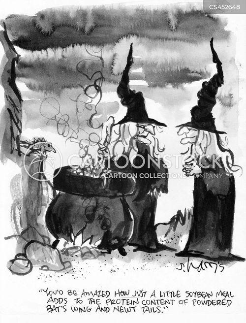 alchemist cartoon