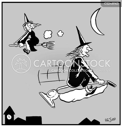 occultism cartoon