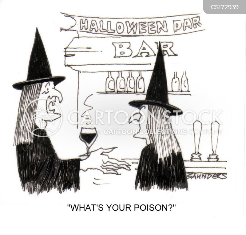 potions cartoon