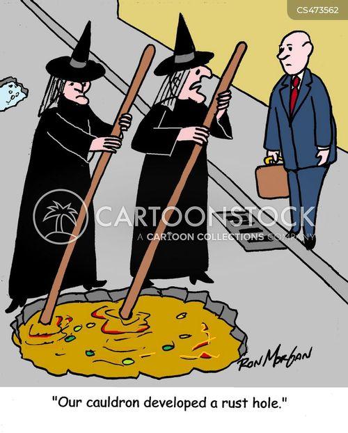passersby cartoon