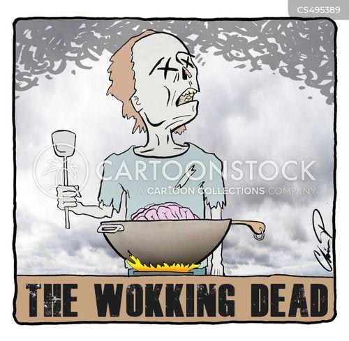 woks cartoon