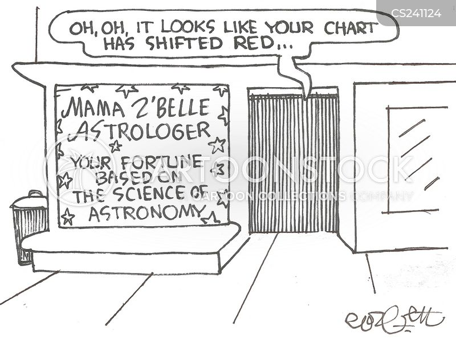 star charts cartoon