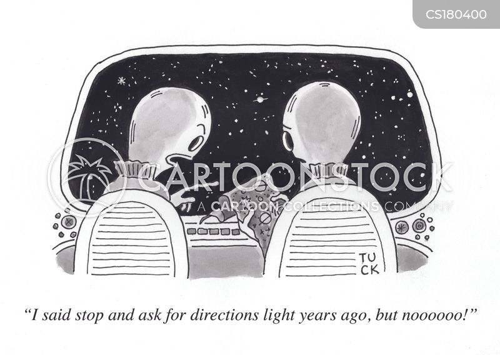 stubbornness cartoon