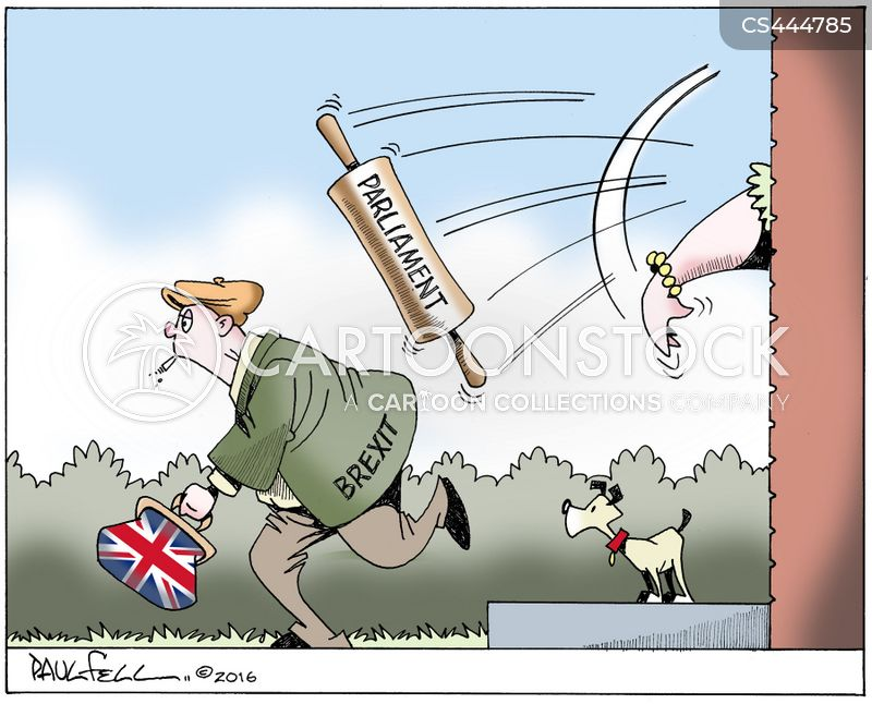 Image result for exit from brexit cartoon