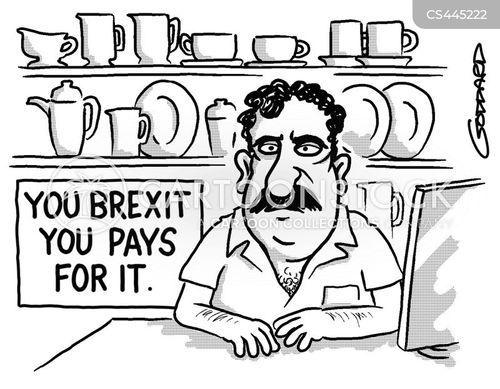 store policies cartoon